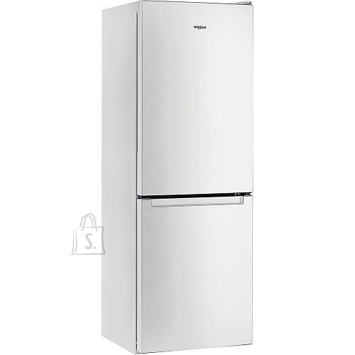 Whirlpool WHIRLPOOL Refrigerator W5 721E W 2, 176 cm, Energy class E (old A++), Low frost, White