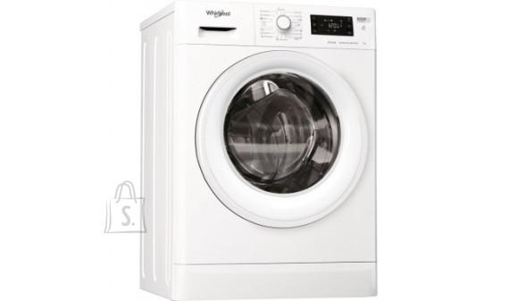 Whirlpool WHIRLPOOL Washing machine FWSG 71283 WV EE N 7kg, 1200 rpm, Energy class D (old A+++), 44 cm, Steam Refresh