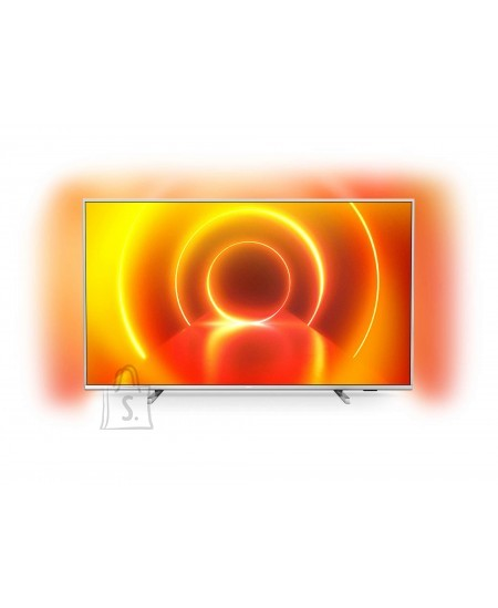 "Philips Philips 4K UHD LED Smart TV 70"" 70PUS7855/12 3-sided Ambilight 3840x2160p PPI-1700Hz HDR10+ 3xHDMI 2xUSB LAN WiFi DVB-T/T2/T2-HD/C/S/S2, 20W"