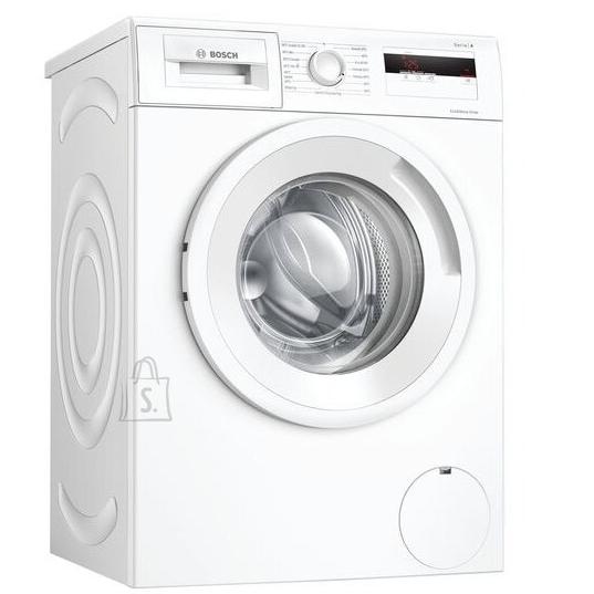Bosch BOSCH Washing machine WAN240L2SN, Energy class D (old A+++), 7 kg, 1200rpm, Depth 55 cm, EcoSilence