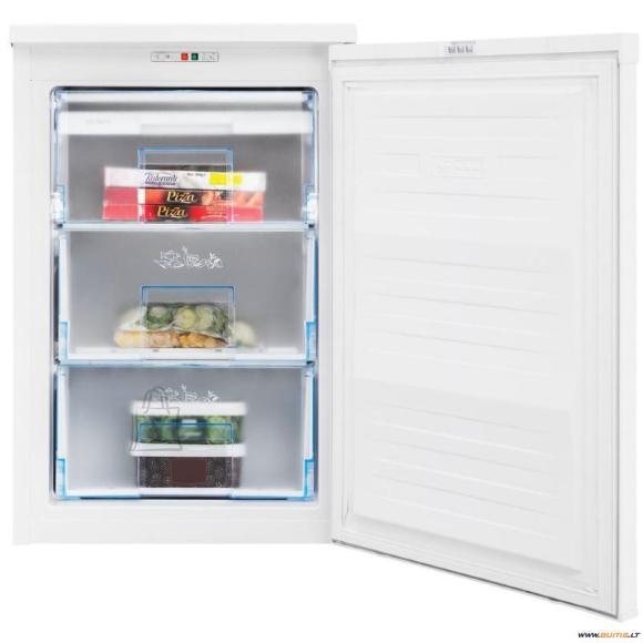 Beko BEKO Freezer FSE1073N, 84 cm, 85L, Energy class F (old A+), White