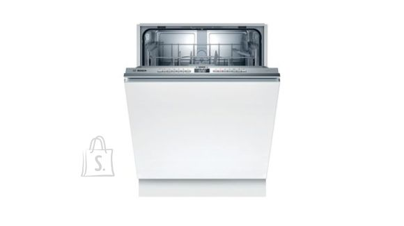 Bosch BOSCH Built-In Dishwasher SMV4HTX31E, Energy class E (old A++), 60 cm, EcoSilence, 6 programs, Led Spot