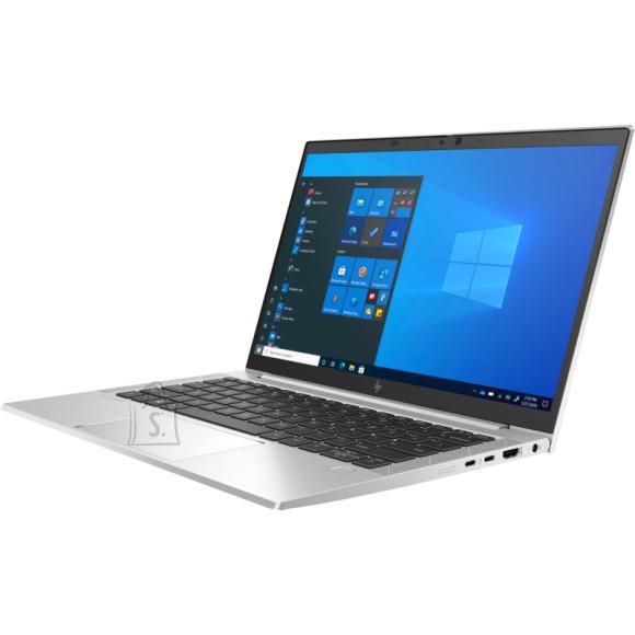 HP HP EliteBook 830 G8 - i5-1135G7, 16GB, 512GB SSD, 13.3 FHD Privacy AG, Smartcard, FPR, Nordic backlit keyboard, Win 10 Pro, 3 years