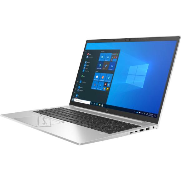 HP HP EliteBook 850 G8 - i5-1135G7, 8GB, 256GB SSD, 15.6 FHD 250-nit AG, WWAN-ready, Smartcard, FPR, US backlit keyboard, Win 10 Pro, 3 years