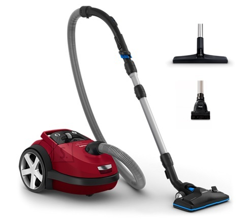 Philips Philips Performer Silent Vacuum cleaner with bag FC8784/09