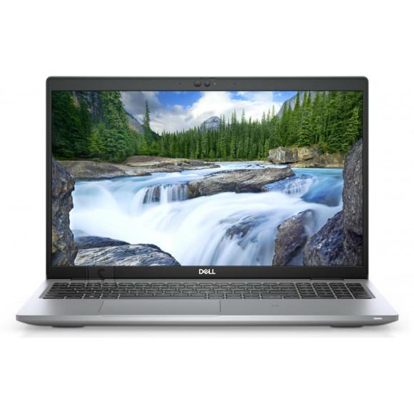 """Dell Latitude 5520/Core i5-1135G7/8GB/256GB SSD/15.6"""" FHD/Intel Iris Xe/ThBlt & FgrPr & SmtCd/Cam & Mic/WLAN + BT/US Backlit Kb/4 Cell/W10Pro/3yrs"""