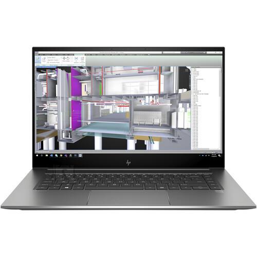 HP HP ZBook Studio G7 - i7-10750H, 16GB, 512GB SSD, Quadro T1000 4GB, 15.6 FHD AG, FPR, US backlit keyboard, Win 10 Pro, 3 years