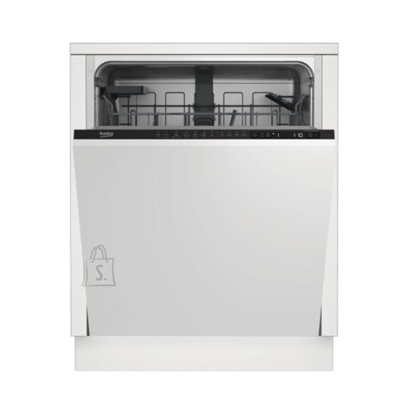 Beko BEKO Built-In Dishwasher DIN36430, Energy class D (old A+++), 60 cm, 6 programs, SelfDry, Led spot