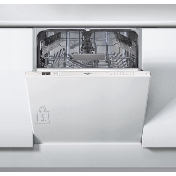 Whirlpool WHIRLPOOL Built-In Dishwasher WIC 3C26 N, Energy class E (old A++) 60 cm, 8 programs