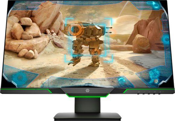 """HP HP 25x Display 24.5"""" LED/ FHD AG/ 400cd/1ms / DP/ HDMI/ tilt/ c:Black"""
