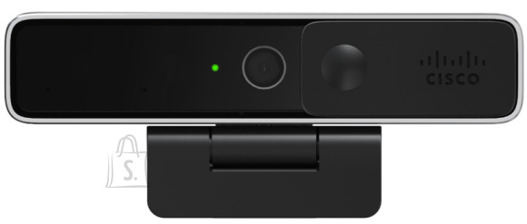 Cisco Cisco Webex Desk Camera in carbon black for worldwide (includes USB C-to-A and USB C-to-C cables)