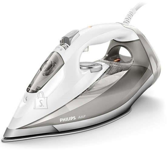 Philips Philips Azur Steam iron GC4901/10, 2800 W, 50 g/min, continuous vapour, 220 g steam burst, SteamGlide Elite Iron Pad