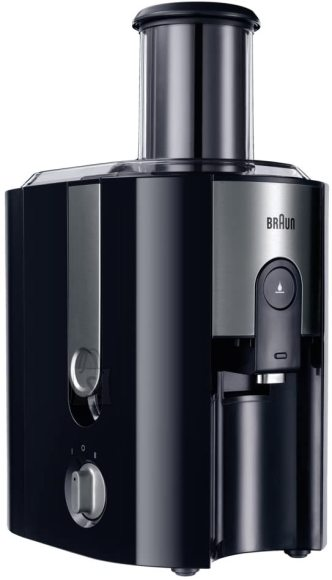 Braun BRAUN Juicer J 500 Multiquick 5, 900W, 2 speeds, Black