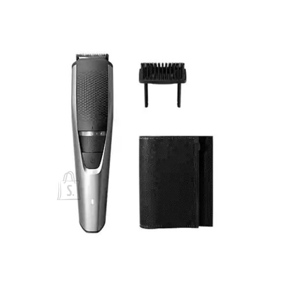 Philips Philips Beardtrimmer series 3000 Beard trimmer BT3222/14, 0.5-mm precision settings, Titanium-coated Blades, 60 min cordless use/1 hr charge
