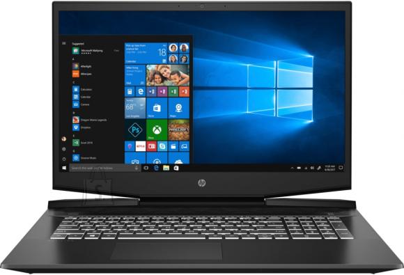 HP HP Pavilion Gaming 17-cd2001na i5-11300H quad/ 17.3 FHD AG/ 8GB/ 512GB/ GN20-P0 4GB (new gtx 1650TI)/ No ODD/ ShadowBlack/ W10H6