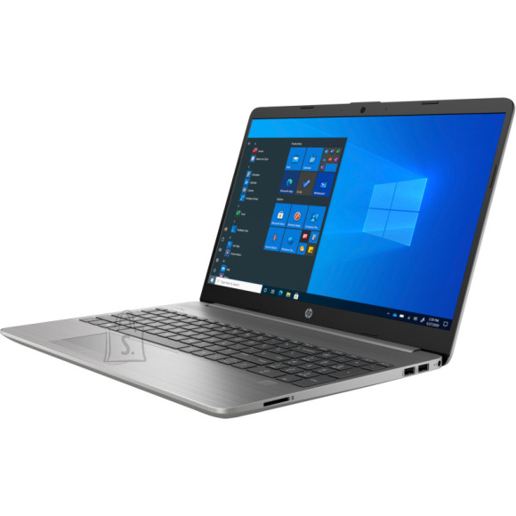 HP HP 250 G8 - i3-1115G4, 8GB, 256GB SSD, 15.6 FHD 250-nit AG, US keyboard, Asteroid Silver, Win 10 Home, 2 years
