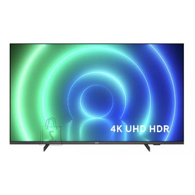 "Philips Philips 4K UHD LED SmartTV 65"" 65PUS7506/12 3-sided Ambilight 3840x2160p HDR10+ 3xHDMI 2xUSB LAN WiFi DVB-T/T2/T2-HD/C/S/S2, 20W"
