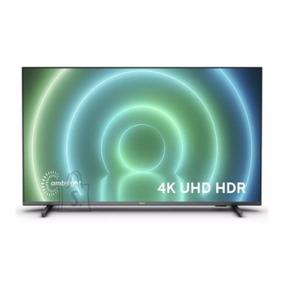 "Philips Philips 4K UHD LED Android™ TV 55"" 55PUS7906/12 3-sided Ambilight 3840x2160p HDR10+ 4xHDMI 2xUSB LAN WiFi DVB-T/T2/T2-HD/C/S/S2, 20W"