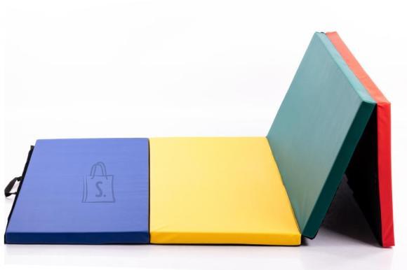 Võimlemismatt värviline 116x232cm