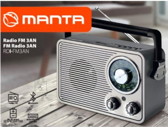 Raadio Manta 3AN