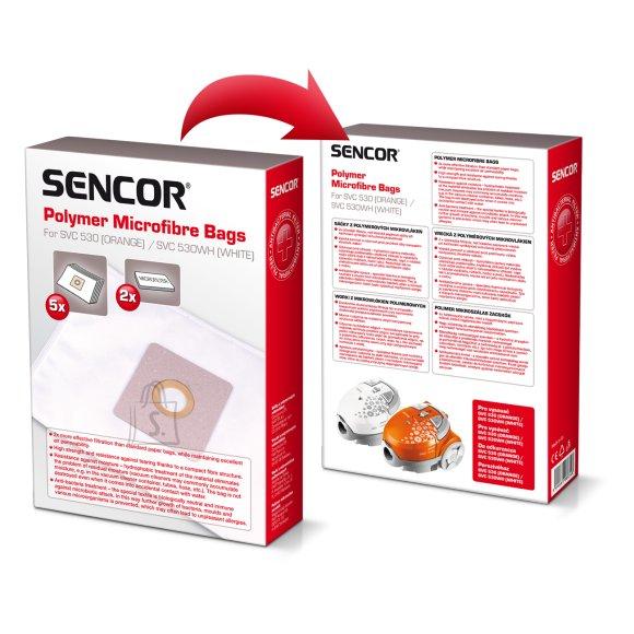 Sencor Tolmukott Sencor SVC530 (5tk + 2 mikrofiltrit)