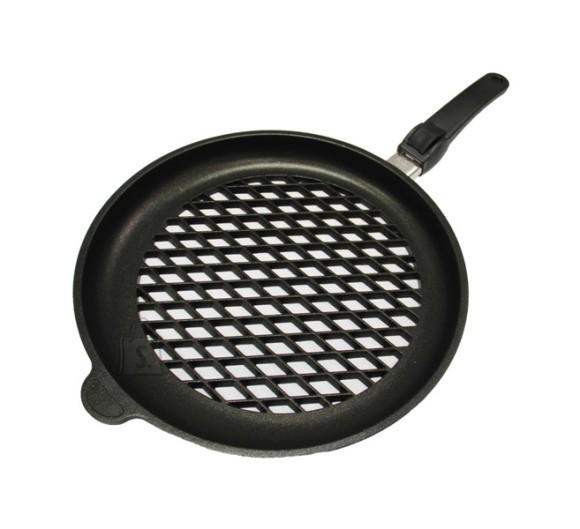 AMT Gastroguss Barbecue grillpann AMT Gastroguss 432BBQEZ20B