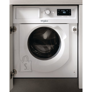 Whirlpool Integreeritav kuivatiga pesumasin Whirlpool BIWDWG75148