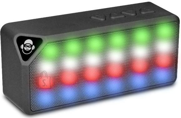 iDance Bluetooth kõlar iDance BM1BLACK