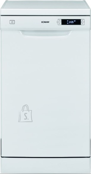 Bomann Nõudepesumasin Bomann GSP863W valge