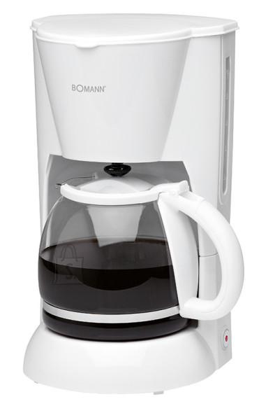 Bomann Kohvimasin Bomann KA183CBW valge