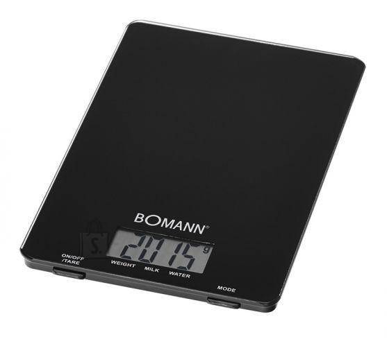Bomann Köögikaal Bomann KW1515CB must klaas