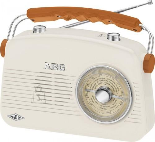 AEG Raadio AEG NR4155 kreem