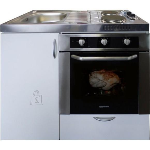 Miniköök ahjuga MKB/C 100 (parem)