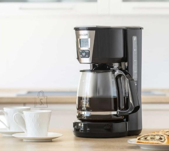 Sencor Kohvimasin taimeriga Sencor SCE5070BK