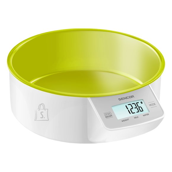 Sencor Köögikaal Sencor SKS4004GR roheline
