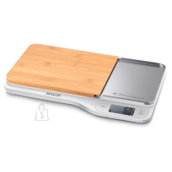 Sencor Köögikaal-lõikelaud Sencor SKS6501WH