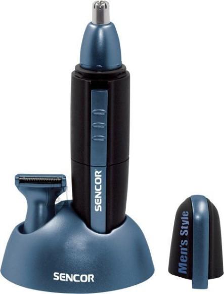 Sencor Nina- ja kõrvakarvadetrimmer Sencor SNC101BL