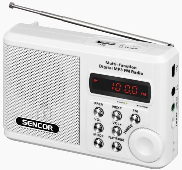 Sencor Raadio Sencor SRD215W