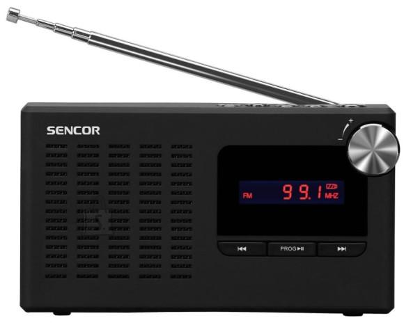 Sencor Raadio Sencor  SRD2215