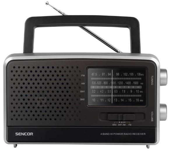 Sencor Raadio Sencor SRD2806