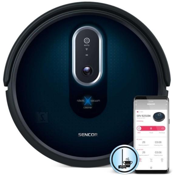 Sencor Robottolmuimeja Sencor SRV8250BK Nav.13.0