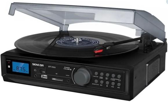 Sencor Grammofon Sencor STT212U