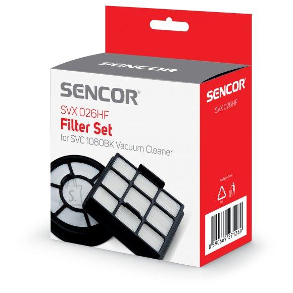 Sencor HEPA filtrite komplekt Sencor tolmuimejale SVC1080 SVX026HF