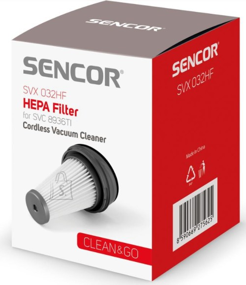 Sencor Filter SVX032HF tolmuimejale Sencor SVC8936Ti
