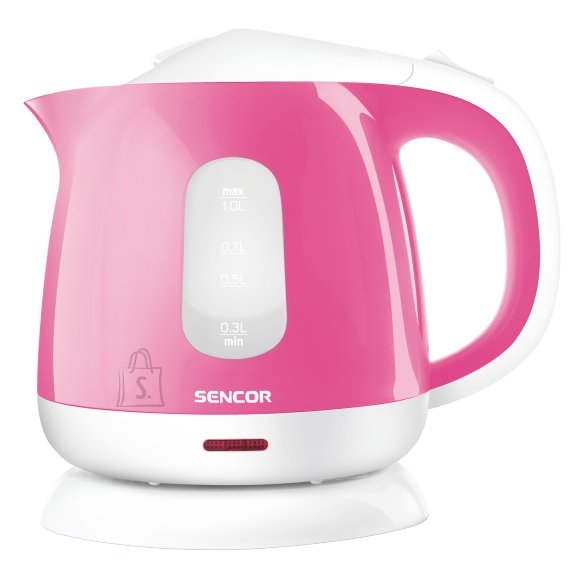 Sencor Veekeetja Sencor SWK1018RS, roosa