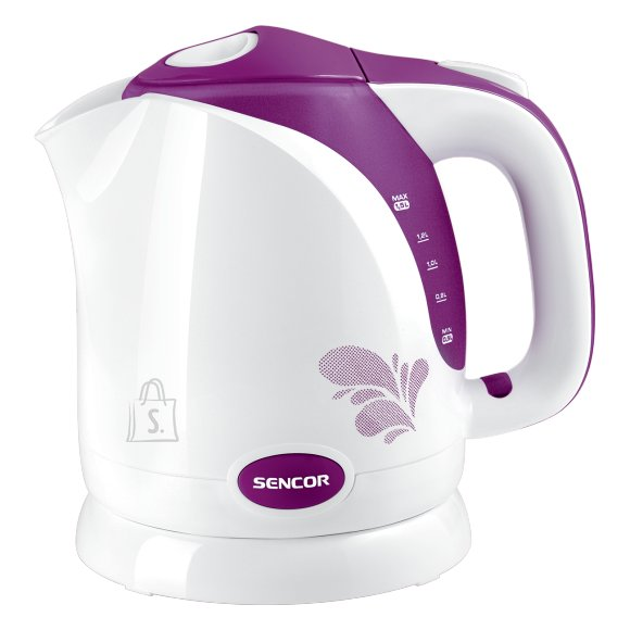 Sencor Veekeetja Sencor SWK1505VT valge/violetne