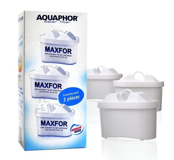 Vahetusfilter Aquaphor B100-25 Maxfor (komplekt 3tk) (E)