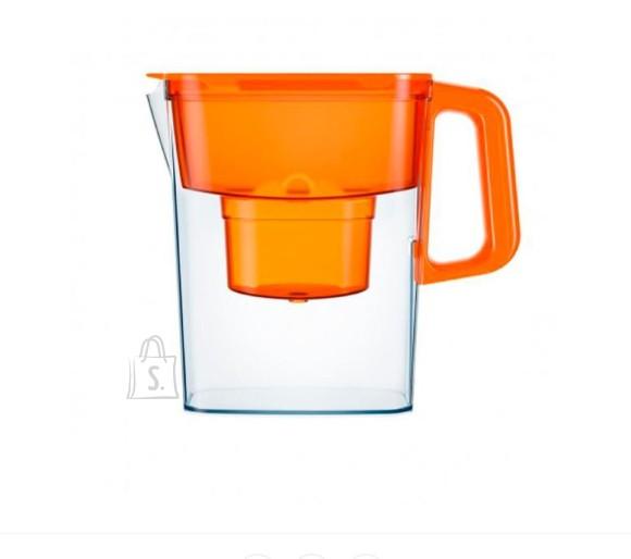 Filterkann Aquaphor Compact oranž 2.4 l