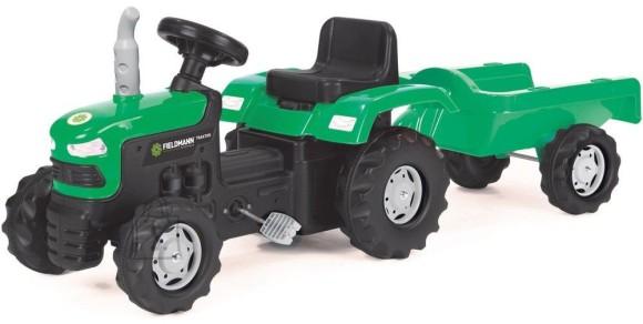 Buddy Toys Järelkäruga traktor Buddy Toys BPT1013