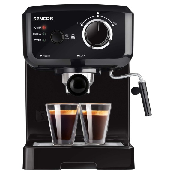 Sencor Espressomasin Sencor SES1710BK